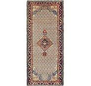 Link to 3' 10 x 9' Koliaei Persian Runner Rug