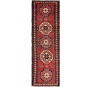Link to 3' 3 x 10' 6 Meshkin Persian Runner Rug