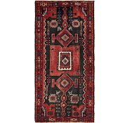 Link to 4' 8 x 9' 7 Sirjan Persian Runner Rug