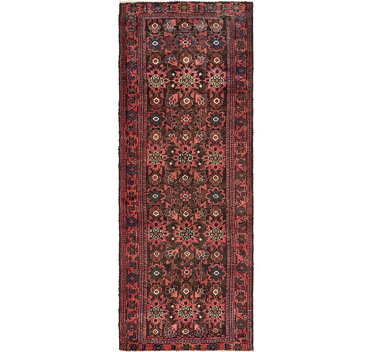 107cm x 292cm Ferdos Persian Runner Rug