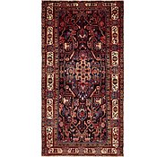 Link to 4' 8 x 9' Nahavand Persian Rug