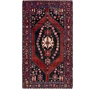 Link to 5' 10 x 10' 8 Mazlaghan Persian Rug