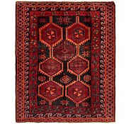 Link to 5' 3 x 6' Shiraz-Lori Persian Rug