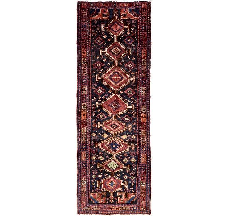 142cm x 378cm Sirjan Persian Runner Rug