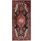 Link to 4' 11 x 10' 4 Nahavand Persian Runner Rug