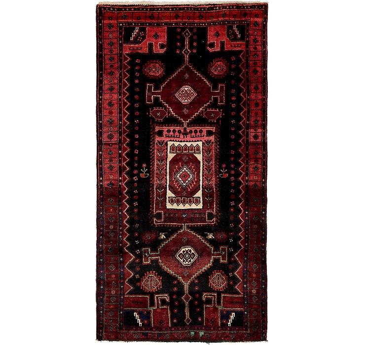 4' 7 x 9' 1 Sirjan Persian Runner Rug