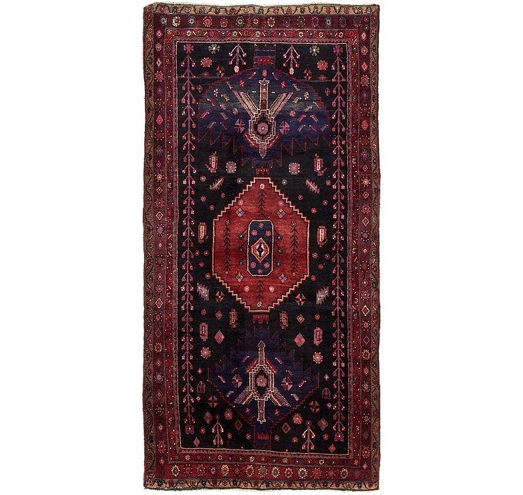 5' x 10' 2 Sirjan Persian Runner Rug