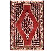 Link to 4' 3 x 6' 3 Mazlaghan Persian Rug