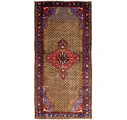 Link to 4' 10 x 10' 3 Koliaei Persian Runner Rug