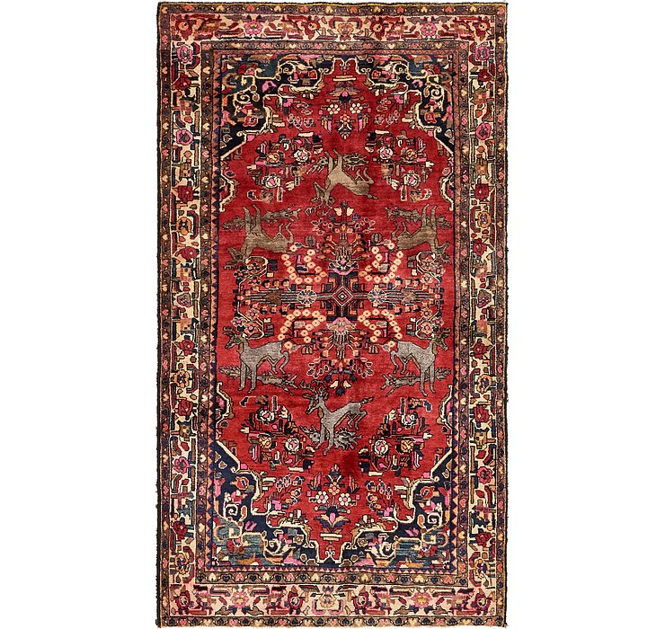 5' 7 x 10' 1 Borchelu Persian Rug