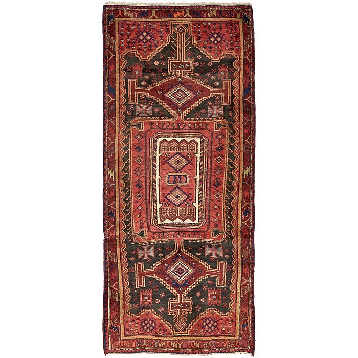 4' 1 x 9' 9 Sirjan Persian Runner Rug