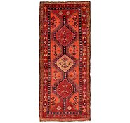 Link to 4' 6 x 10' 7 Meshkin Persian Runner Rug