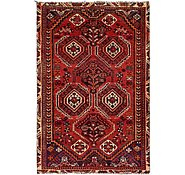 Link to 3' 11 x 6' Shiraz Persian Rug