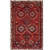 Link to 3' 11 x 6' Shiraz Persian Rug