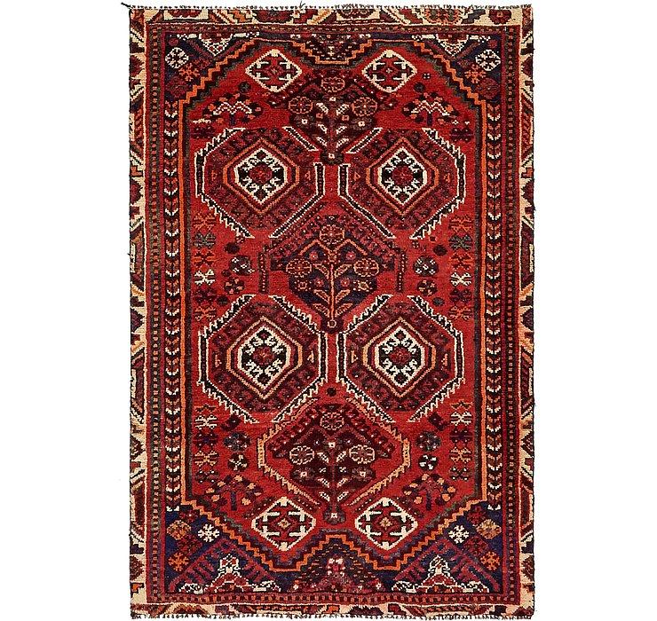 120cm x 183cm Shiraz Persian Rug