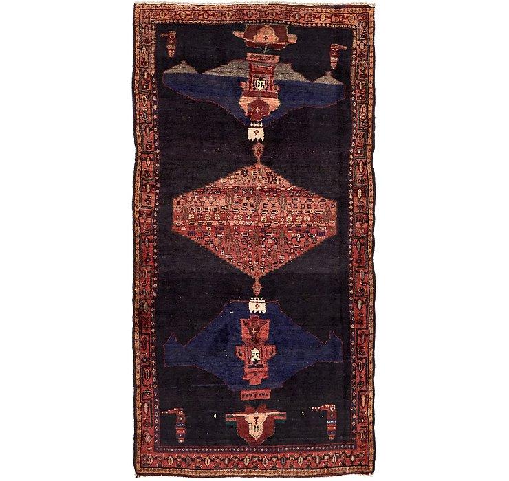 4' 2 x 8' 3 Sirjan Persian Runner Rug