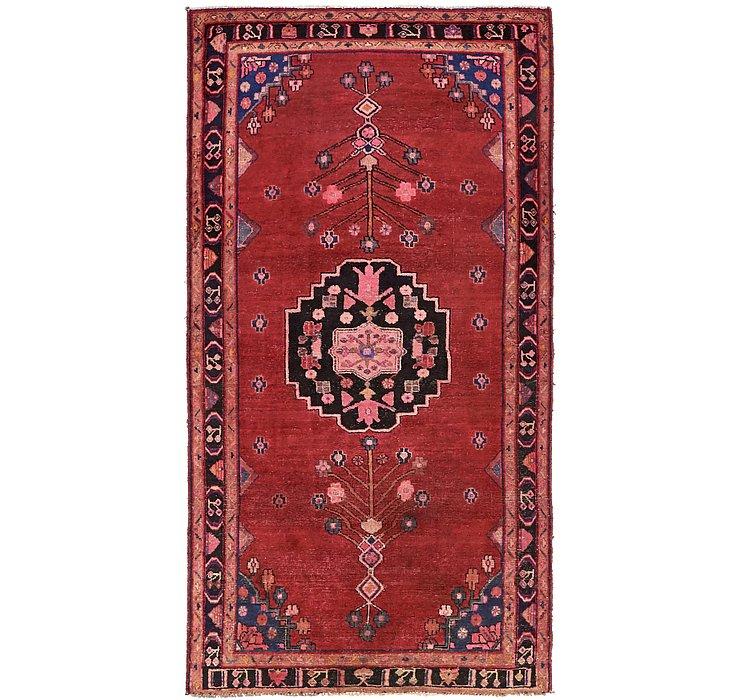 4' 8 x 9' 1 Hamedan Persian Rug