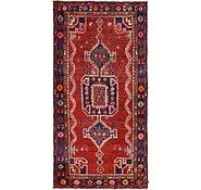 Link to 4' 4 x 8' Hamedan Persian Rug