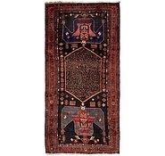 Link to 5' x 10' 3 Sirjan Persian Runner Rug