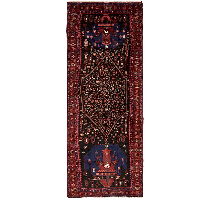 4' 10 x 13' Koliaei Persian Runner ...