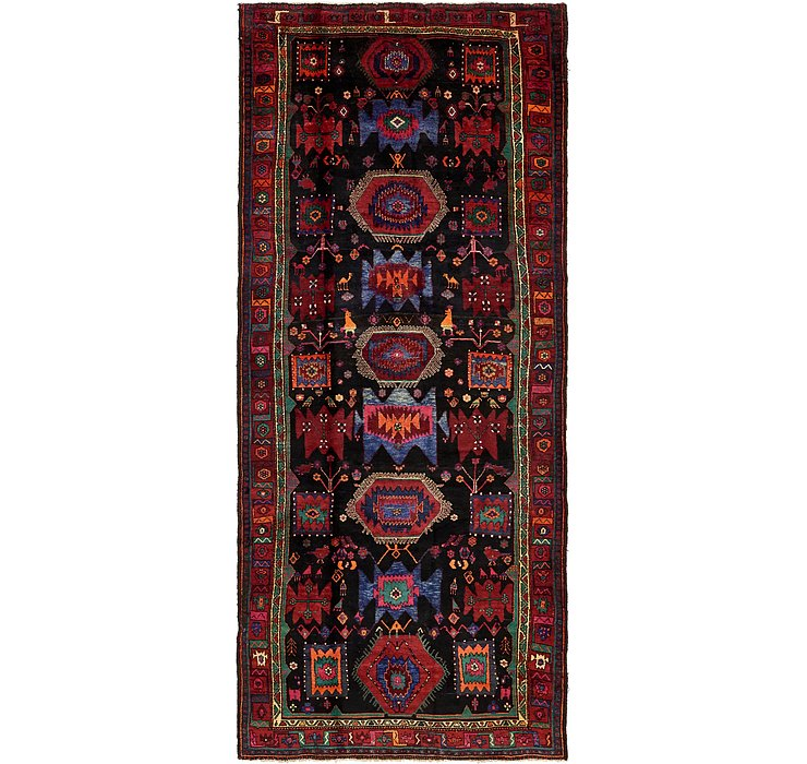 5' x 11' 5 Sirjan Persian Runner Rug