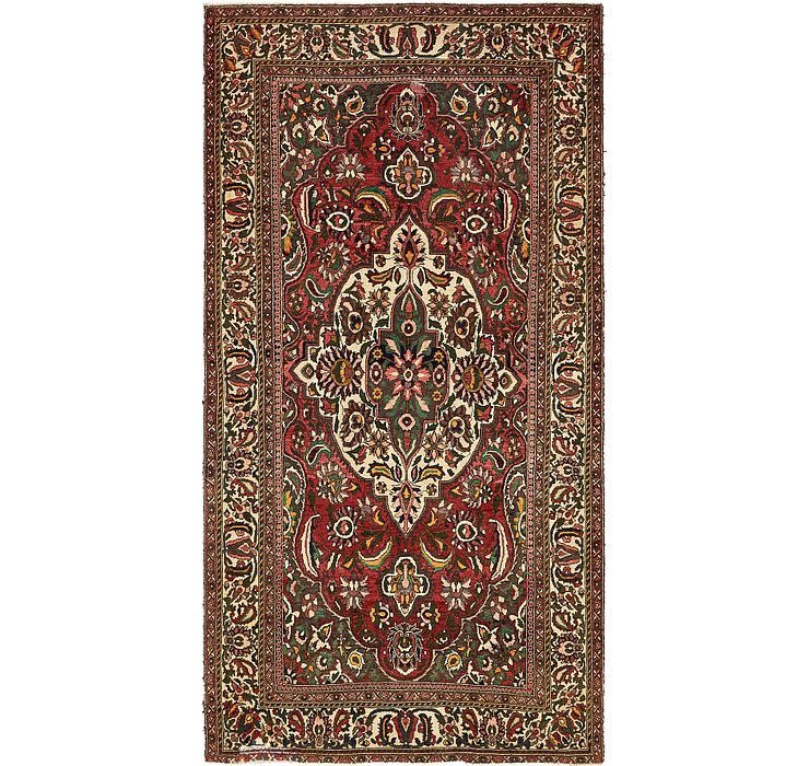 5' 2 x 9' 6 Bakhtiar Persian Rug