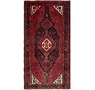 Link to 4' 10 x 9' 7 Hamedan Persian Runner Rug