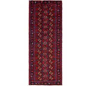 Link to 3' 6 x 10' Ferdos Persian Runner Rug