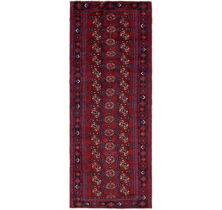 3' 6 x 10' Ferdos Persian Runner Rug