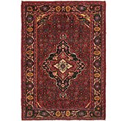 Link to 4' 5 x 6' 4 Gholtogh Persian Rug