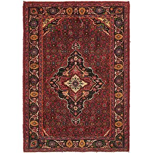 135cm x 193cm Gholtogh Persian Rug