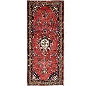 Link to 122cm x 275cm Hamedan Persian Runner Rug