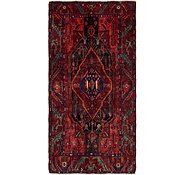 Link to 4' 6 x 9' 1 Sirjan Persian Runner Rug