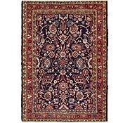 Link to 4' 8 x 6' 6 Nanaj Persian Rug