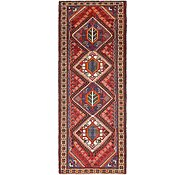 Link to 3' 8 x 10' 2 Shiraz Persian Runner Rug