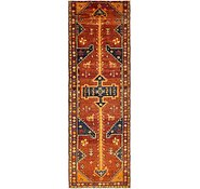Link to 122cm x 380cm Shiraz-Lori Persian Runner Rug