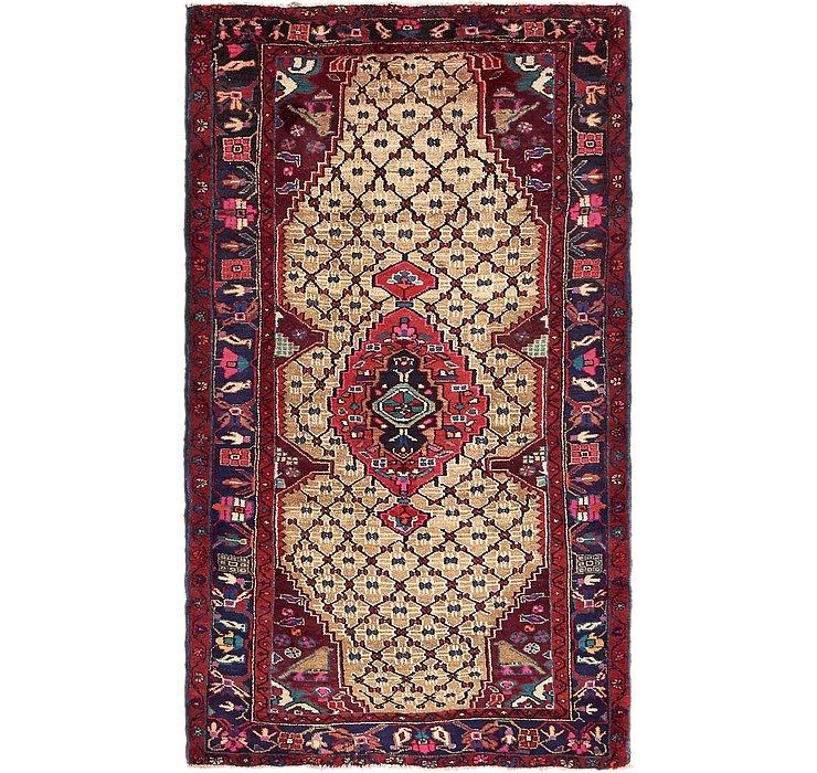 3' 10 x 6' 10 Koliaei Persian Rug