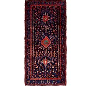Link to 4' 10 x 10' Sirjan Persian Runner Rug