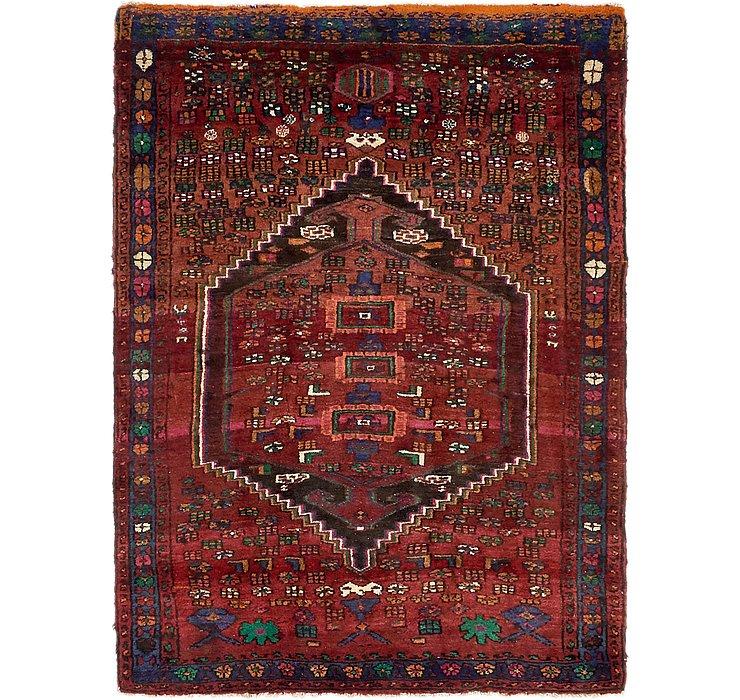 4' 2 x 5' 9 Bidjar Persian Rug