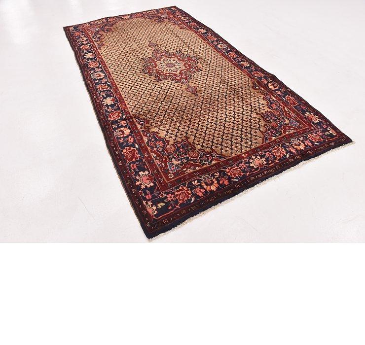 5' 2 x 9' 5 Koliaei Persian Rug