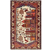 Link to 4' 3 x 6' 9 Saveh Persian Rug