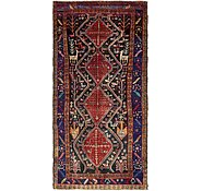 Link to 4' 9 x 9' 9 Koliaei Persian Runner Rug
