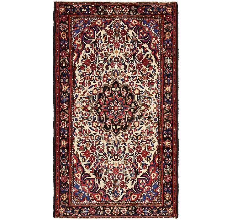 5' 6 x 9' 8 Borchelu Persian Rug
