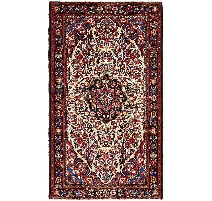 5' 6 x 9' 8 Borchelu Persian Rug