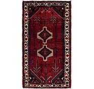 Link to 3' 6 x 6' 4 Khamseh Persian Rug
