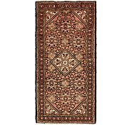 Link to 3' 6 x 7' 2 Hossainabad Persian Runner Rug