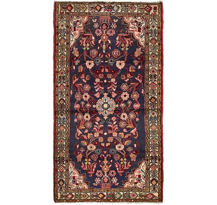 3' 3 x 6' Borchelu Persian Rug