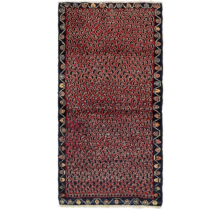 2' 9 x 5' 7 Koliaei Persian Rug