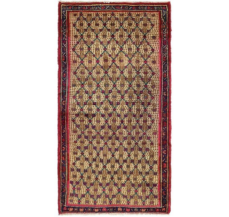 3' 6 x 6' 7 Koliaei Persian Rug