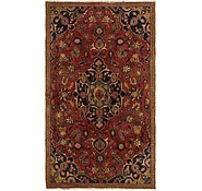 Link to 3' x 5' 4 Kashan Persian Rug